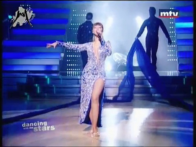 Myriam Fares - Mosh Ananeya - Dancing With The Stars - ميريام فارس - الرقص  مع النجوم - فيديو Dailymotion