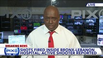 Active Shooter Reported at Hospital in NYC