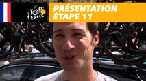 Présentation Étape 11 - Tour de France 2017