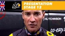 Presentation - Stage 12 - Tour de France 2017