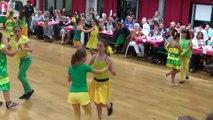 Danses à deux à Douarnenez – 2017 enfants initiés -  jive