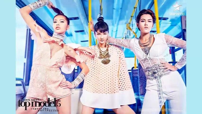 Episode 13 The WINNER is Maureen Asias Next Top Model Season AsNTM 5 Final Announcement F