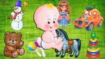 La télé Dans le pour les premiers mots des aliments enfants apprennent images de mots vidéos pédagogiques poznavashkin