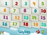Tally Tots Counting | 123 Counting Songs | iPad Best Apps for Kids Design concepts: We foc