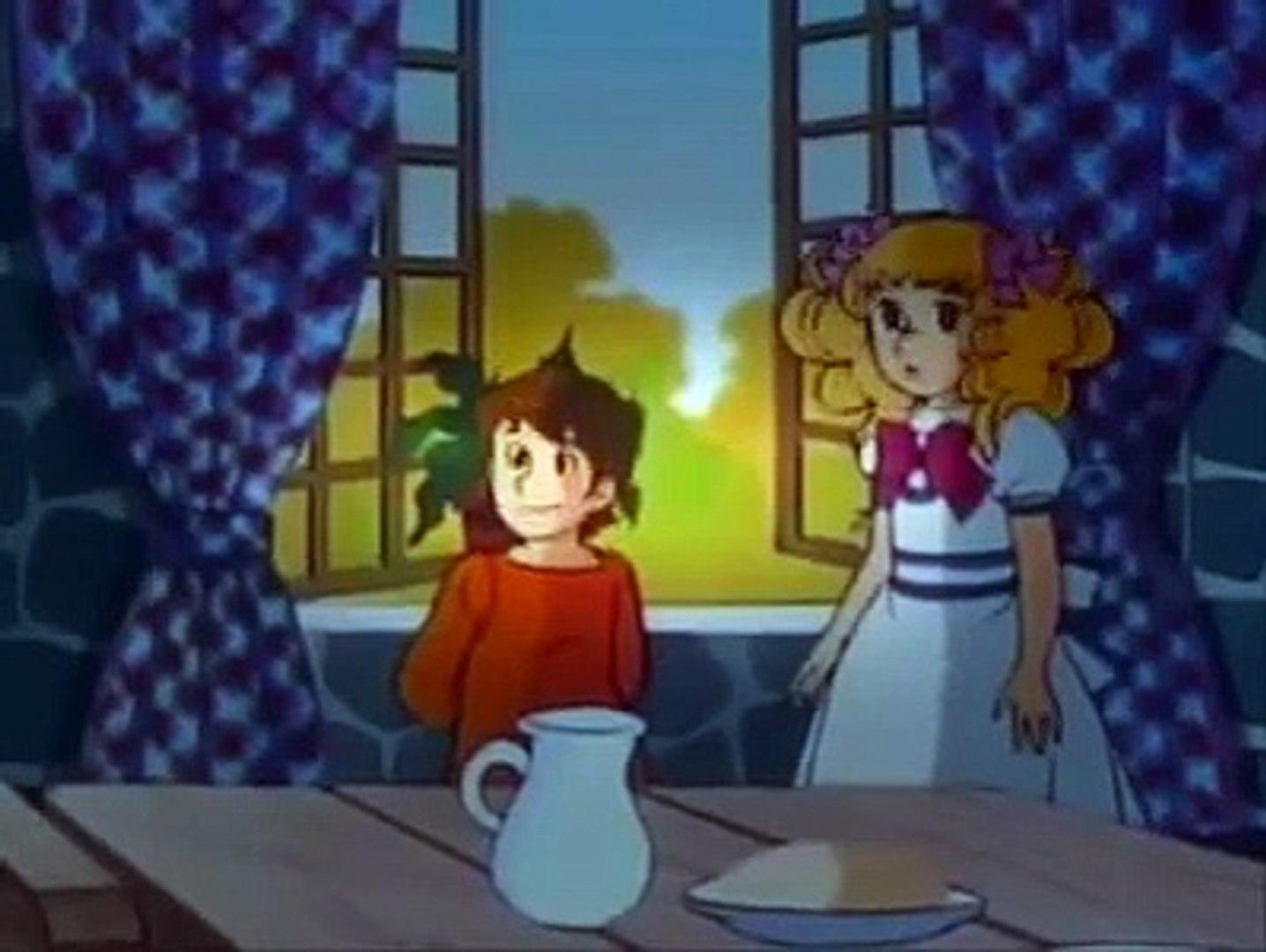şeker kız Candy 43. bölüm Türkçe dublaj çizgi film , MASAL PERİSİ,Çizgi film izle masal animasyon 20