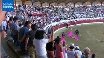 Le torero espagnol Ivan Fandiño tué lors d'une corrida