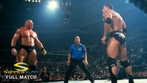 The Rock vs Brock Lesnar SummerSlam 2002 Ful Match - Brock Lesnar vs The Rock - WWE Undisputed Championship - WWE