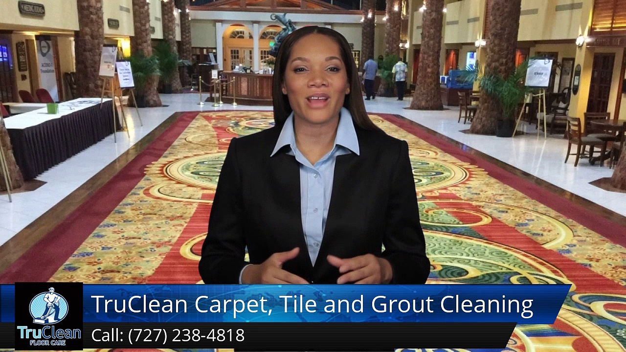 Clearwater FL Commercial Carpet Cleaning Review, TruClean Carpet, Tile & Upholstery Clearwater