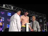 BKB Weigh In EsNews Boxing