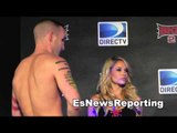 pelos garcia weigh in EsNews Boxing