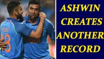 India vs West Indies 3rd ODI : Ashwin 2nd fastest Indian spinner after Anil Kumble | Oneindia News