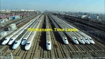 Shinkansen- The Japanese Bullet Train