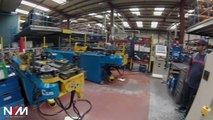 Vlog 103 Scorpion Exhausts HQ How its Made!! Stainless Steel Exhausts