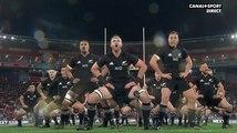 Le Haka des All Blacks pour le 2nd Test face aux Lions