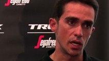 """Tour de France 2017 - Alberto Contador : """"Chris Froome et Richie Porte sont les deux favoris"""""""