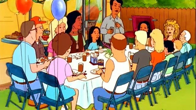 King of the Hill - S 3 E 25 - As Old As The Hills Part 1