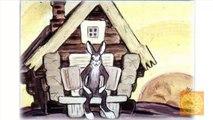 Zaykina cabaña de los cuentos populares rusos Zayushkina cabaña