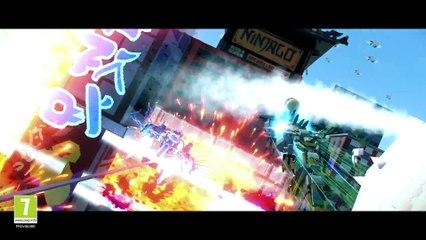 LEGO Ninjago, le film :  le jeu vidéo - Trailer d'Annonce de LEGO Ninjago, Le film : Le Jeu Vidéo