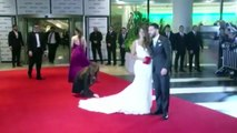 Lionel Messi married Antonella Roccuzzo | Messi Gets Married To Childhood Sweetheart