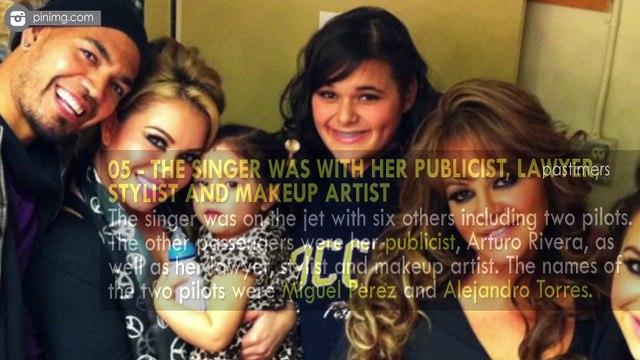 Unknown Shocking Facts About Jenni Rivera