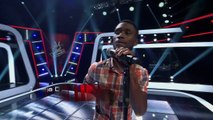 "Daniel Diongoli sings ""Zuchiya daya"" - Blind Auditions - The Voice Nigeria Season 2"