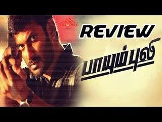 Paayum Puli Review | Suseenthiran | Vishal | Kajal Aggarwal