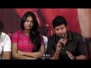 ஹாலிவுட் படத்தோட ரீமேக்கா? Director Feroz about Pandigai - Press Meet