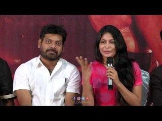 இந்த படம் என்ன படுத்தி எடுத்தீருச்சு - Vijayalakshmi at ''Pandigai'' Press Meet