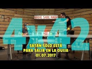 NADIE SABE NADA - (4x42): Satán solo está para salir en la ouija