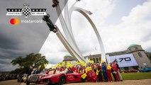 Celebrating 70 years of Ferrari at FOS