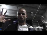 Ismail Sillakh  on fighting kovalev hard hitting boxing EsNews Boxing