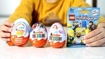 Des œufs Homère jouer jouets Doh simpsons bart donut surprise noiseland arcade playset lego