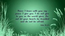 Peace - Subliminal Audio Bible Verses - Meditation - video