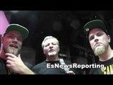 Philly boxing star Joey Dawejko talks danny garcia angel garcia EsNews Boxing