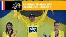 La minute maillot jaune LCL - Étape 1 - Tour de France 2017
