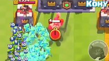 Funny Moments & Glitches & Fails | Clash Royale Montage #33