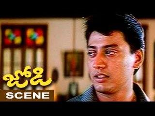 Prashanth Sacrificed His Love For Simran Family - Emotional Scene || Jodi Movie Scenes