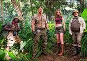 Jumanji: Bienvenidos a la Jungla - Trailer español (HD)