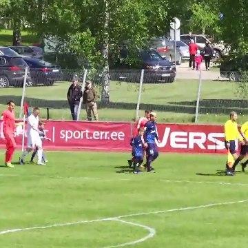 15. voor 2017: Paide Linnameeskond Nõmme Kalju FC 0:1 (0:1)