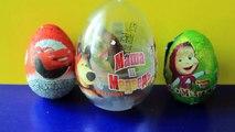 Et ours des œufs Jai le le le le le la déballage et Masha Masha Medved oeufs de chocolat Masha Medved surprise,