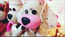 Artisanat chien facile pour enfants pompons chiot avec la laine Chihuahua isa ❤️