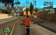 GTA San Andreas #97 End Of The Line (Last Mission) - video dailymotion