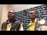 BOXING CHAMP NICHOLAS THOMAS EsNews Boxing