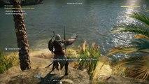 Ile z Wiedźmina 3 jest w Assassins Creed: Origins? Gramy!