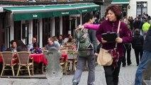 Bruges in Flanders in Belgium tourism - Belgian travel video
