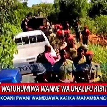 Wauaji wanne wa Viongozi Kibiti wauwawa na Polisi
