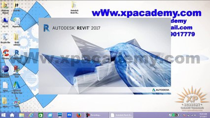 Revit Recent Files Area Urdu Tutorials | Xpacademy