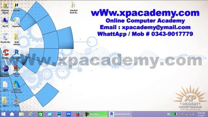 Revit Application Menu in Urdu Tutorials | xpacademy