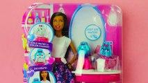 Changer couleur mignonne gelé enfants moi moi animaux domestiques chiot supporter Barbie elsa barbie kool-aid disney