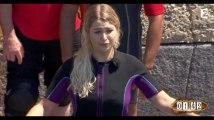 Fort Boyard 2017 - EnjoyPhoenix : Face au vide, elle fond en larmes dans deux épreuves (Vidéo)